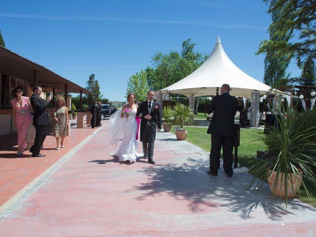 La boda de Iñaki y Vanessa en Pinto, Madrid 19