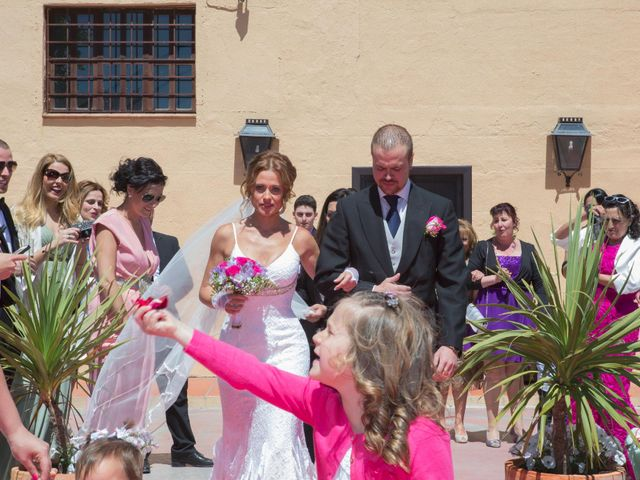 La boda de Iñaki y Vanessa en Pinto, Madrid 20