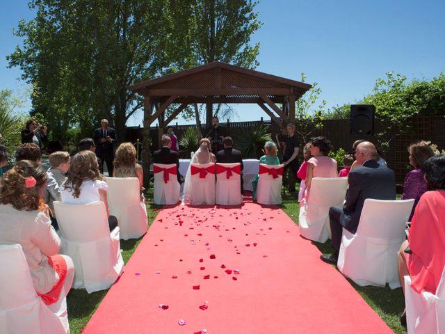 La boda de Iñaki y Vanessa en Pinto, Madrid 21