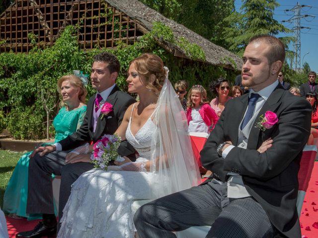 La boda de Iñaki y Vanessa en Pinto, Madrid 22