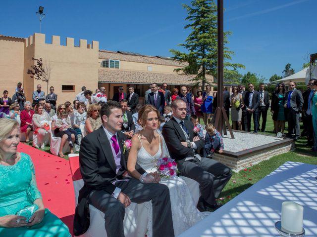 La boda de Iñaki y Vanessa en Pinto, Madrid 23