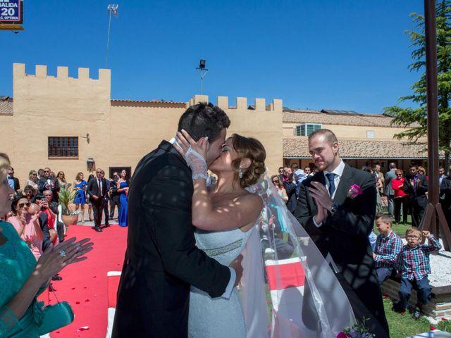 La boda de Iñaki y Vanessa en Pinto, Madrid 26