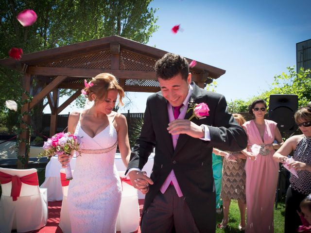 La boda de Iñaki y Vanessa en Pinto, Madrid 27