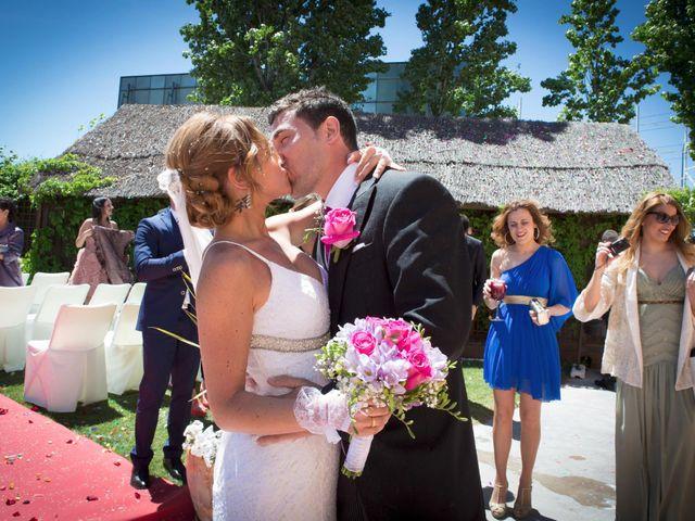 La boda de Iñaki y Vanessa en Pinto, Madrid 28