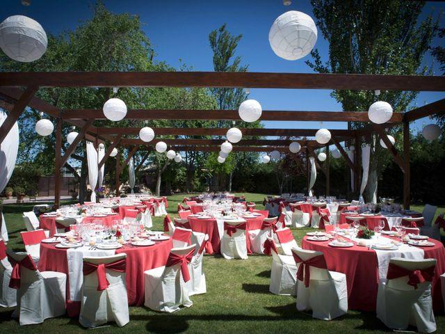 La boda de Iñaki y Vanessa en Pinto, Madrid 29