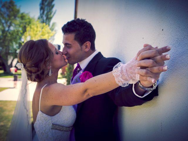La boda de Iñaki y Vanessa en Pinto, Madrid 33