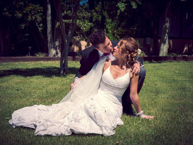 La boda de Iñaki y Vanessa en Pinto, Madrid 34