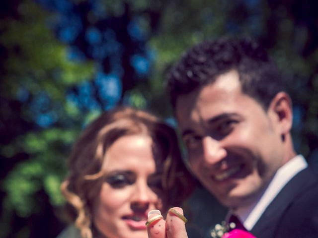 La boda de Iñaki y Vanessa en Pinto, Madrid 35