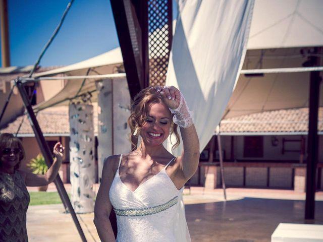 La boda de Iñaki y Vanessa en Pinto, Madrid 36