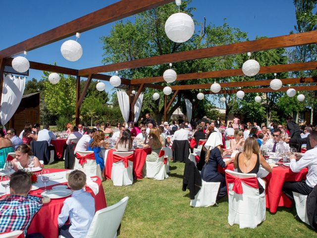 La boda de Iñaki y Vanessa en Pinto, Madrid 41