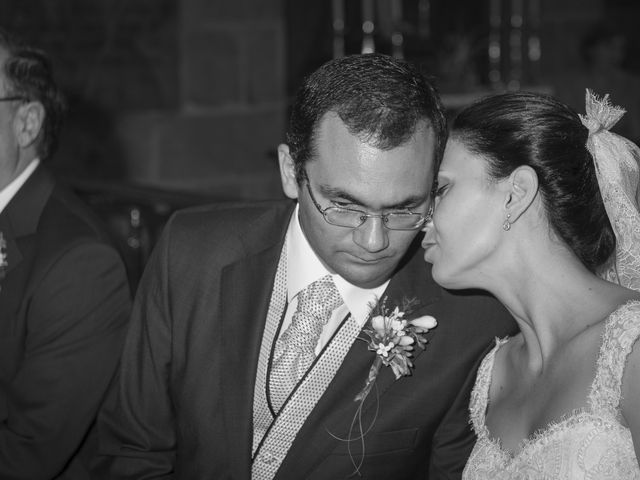 La boda de Amparo y Antonio