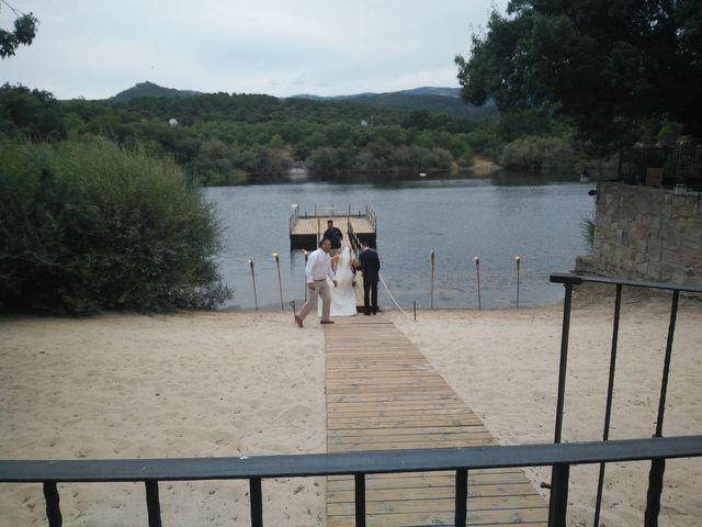 La boda de Pablo y Silvia en Guadarrama, Madrid 10