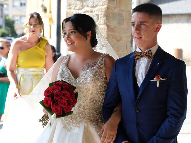 La boda de Iván y Yaiza en Ponferrada, León 32