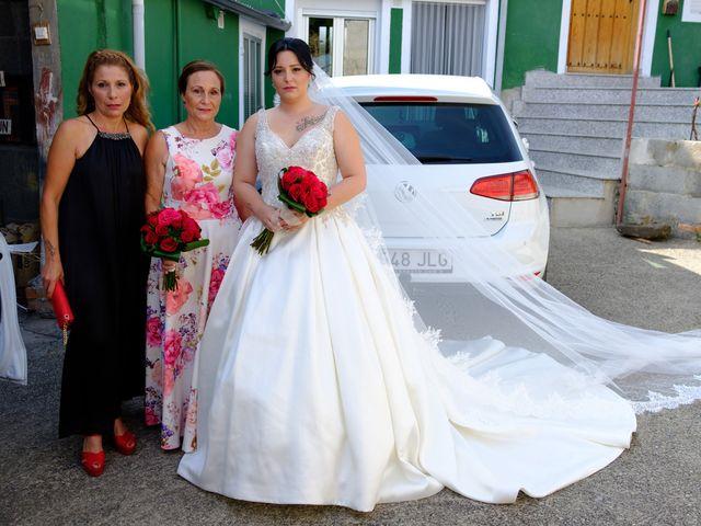La boda de Iván y Yaiza en Ponferrada, León 41