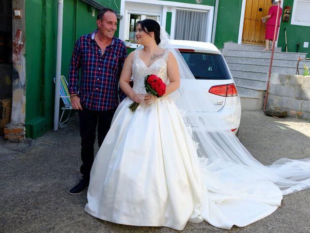 La boda de Iván y Yaiza en Ponferrada, León 42