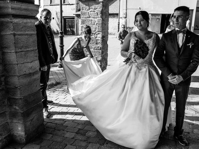 La boda de Iván y Yaiza en Ponferrada, León 50