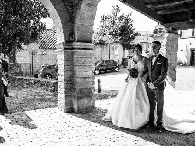 La boda de Iván y Yaiza en Ponferrada, León 51