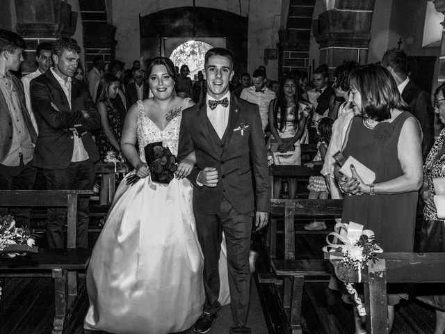 La boda de Iván y Yaiza en Ponferrada, León 54