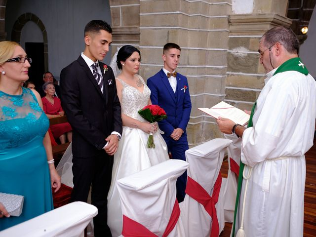 La boda de Iván y Yaiza en Ponferrada, León 57