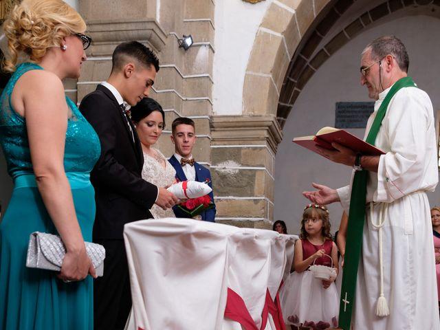 La boda de Iván y Yaiza en Ponferrada, León 61