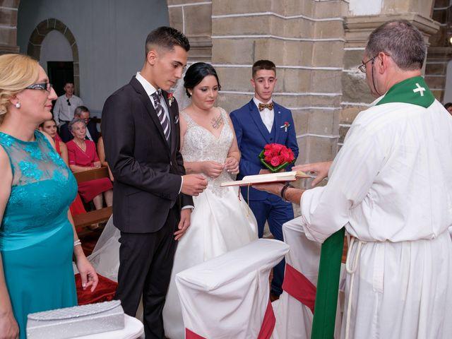 La boda de Iván y Yaiza en Ponferrada, León 62