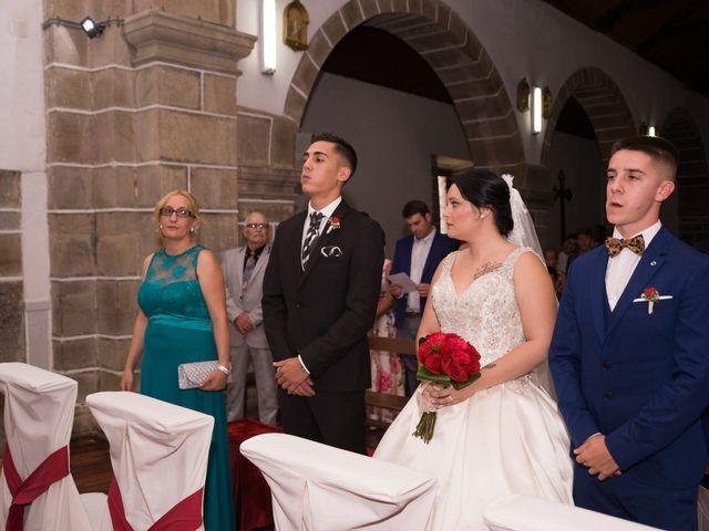La boda de Iván y Yaiza en Ponferrada, León 81