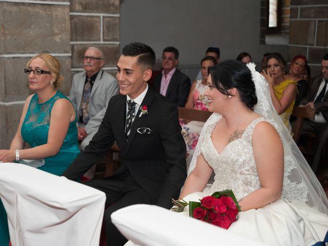 La boda de Iván y Yaiza en Ponferrada, León 86