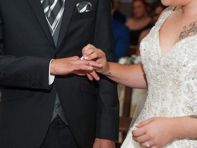 La boda de Iván y Yaiza en Ponferrada, León 94