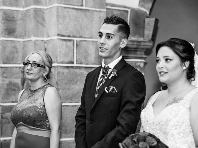 La boda de Iván y Yaiza en Ponferrada, León 95