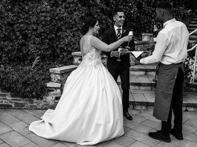 La boda de Iván y Yaiza en Ponferrada, León 118
