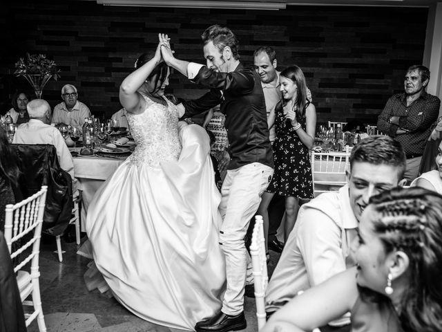 La boda de Iván y Yaiza en Ponferrada, León 122