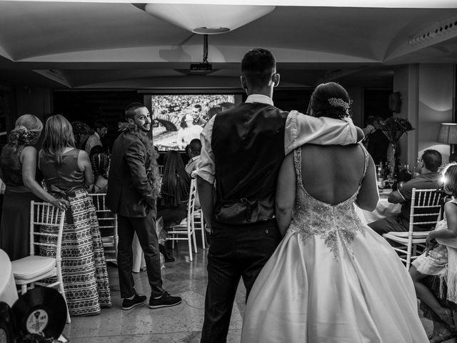 La boda de Iván y Yaiza en Ponferrada, León 133