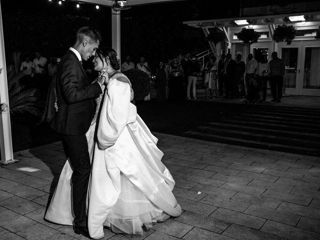 La boda de Iván y Yaiza en Ponferrada, León 134