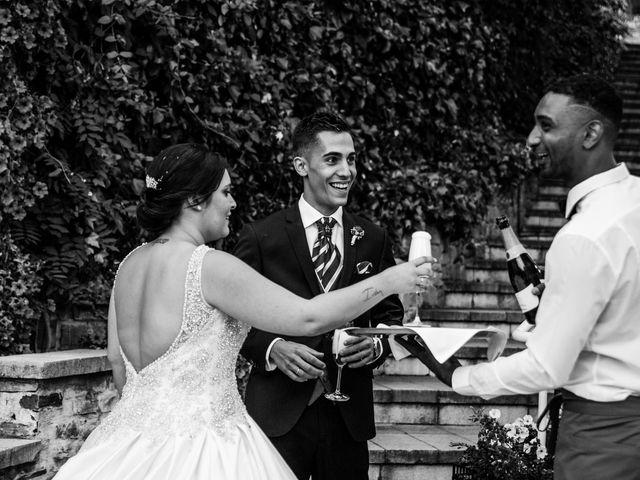 La boda de Iván y Yaiza en Ponferrada, León 135