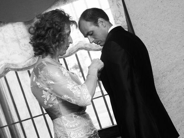 La boda de Alberto y Andrea en San Clemente, Cuenca 13