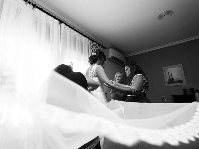 La boda de Alberto y Andrea en San Clemente, Cuenca 18
