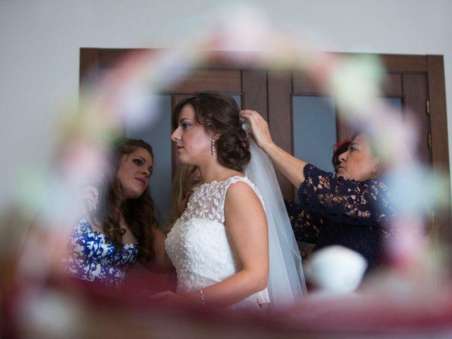 La boda de Alberto y Andrea en San Clemente, Cuenca 20
