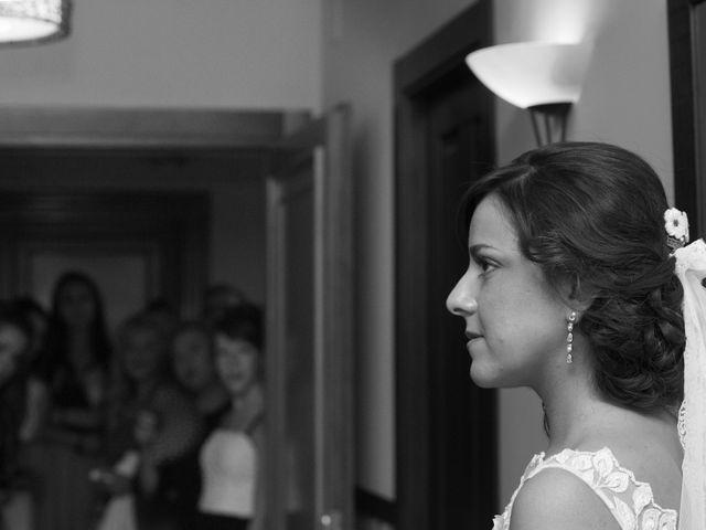 La boda de Alberto y Andrea en San Clemente, Cuenca 21
