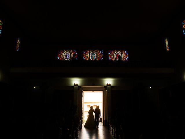 La boda de Alberto y Andrea en San Clemente, Cuenca 24
