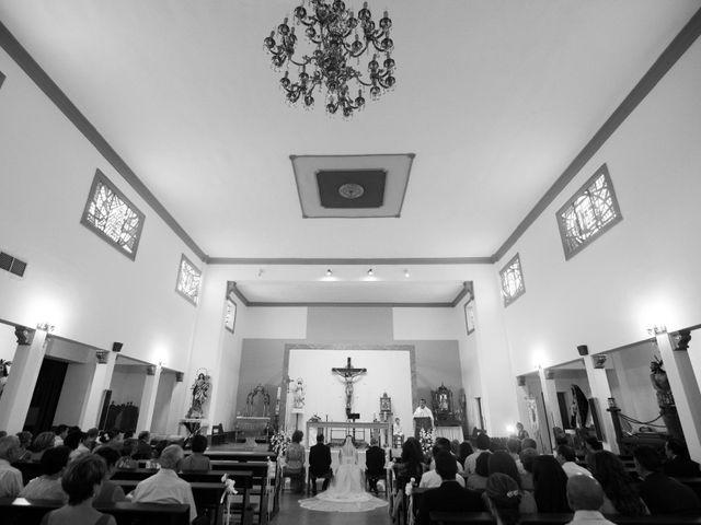 La boda de Alberto y Andrea en San Clemente, Cuenca 25