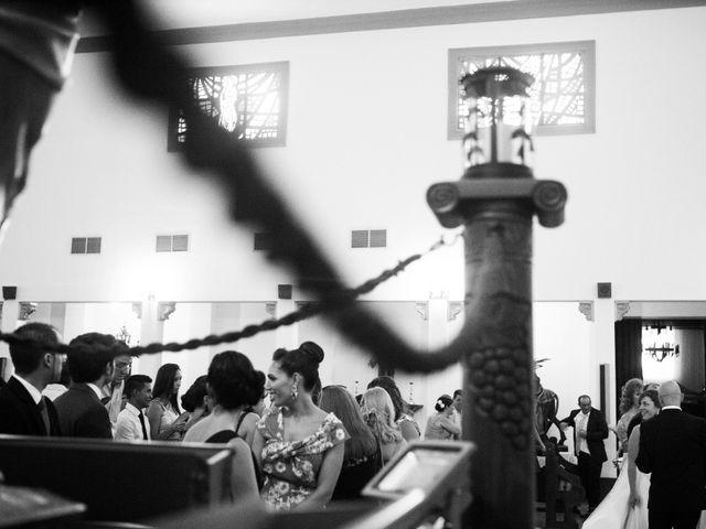 La boda de Alberto y Andrea en San Clemente, Cuenca 26
