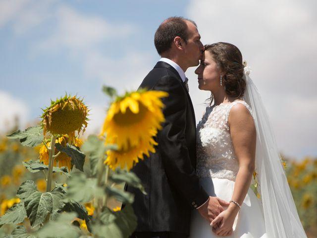 La boda de Alberto y Andrea en San Clemente, Cuenca 29
