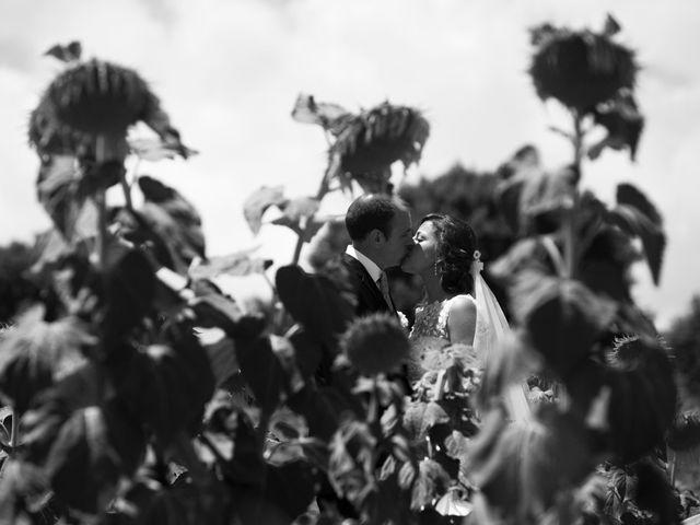 La boda de Alberto y Andrea en San Clemente, Cuenca 31