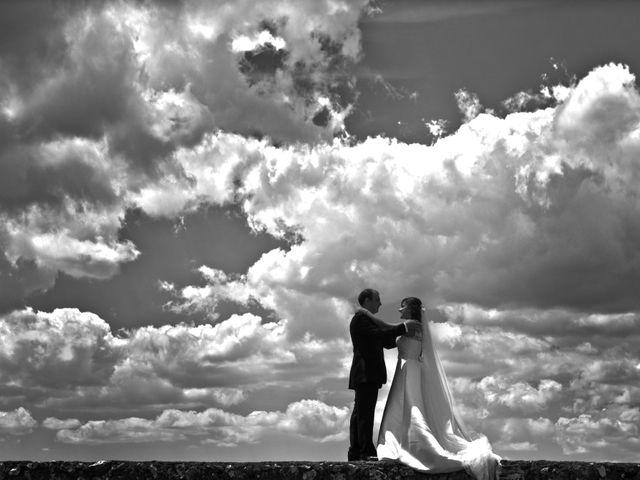 La boda de Alberto y Andrea en San Clemente, Cuenca 32
