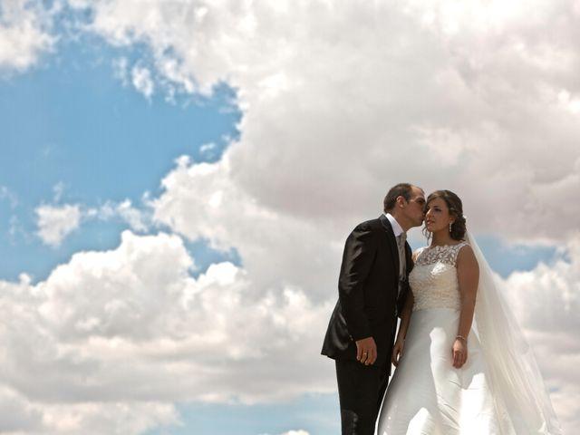 La boda de Alberto y Andrea en San Clemente, Cuenca 33