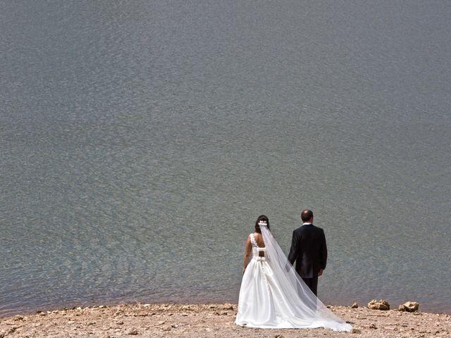 La boda de Alberto y Andrea en San Clemente, Cuenca 2
