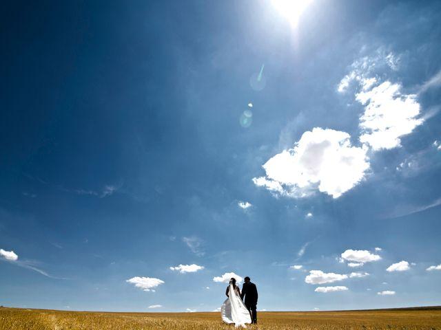 La boda de Alberto y Andrea en San Clemente, Cuenca 35