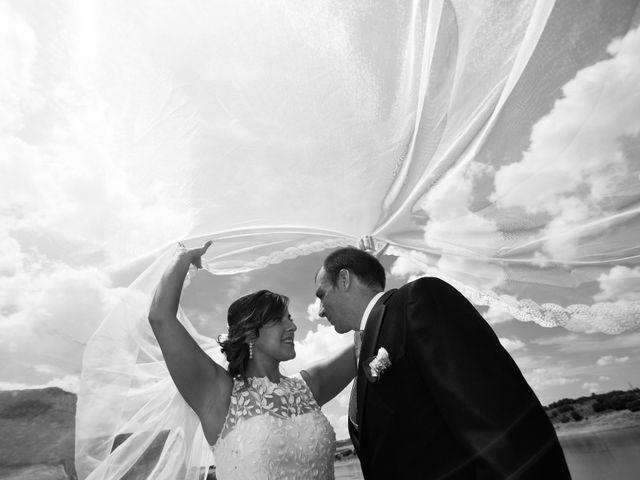 La boda de Alberto y Andrea en San Clemente, Cuenca 36