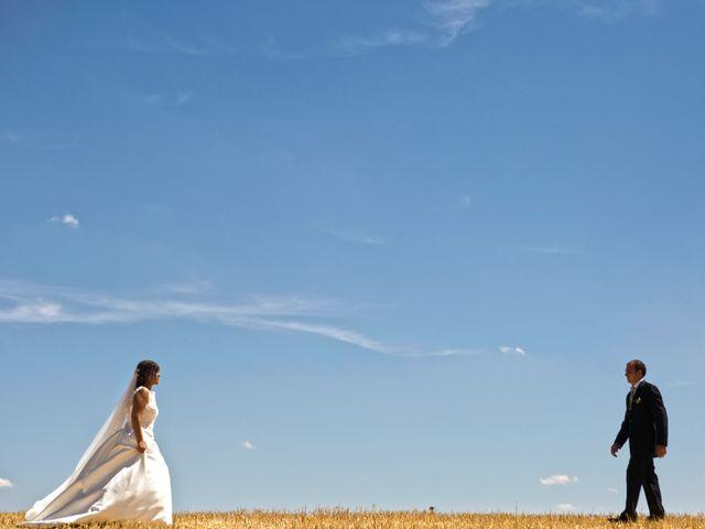 La boda de Alberto y Andrea en San Clemente, Cuenca 37
