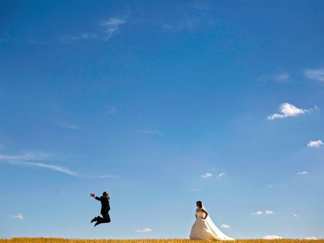 La boda de Alberto y Andrea en San Clemente, Cuenca 39